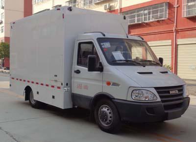 程力威牌CLW5041XJCN5型检测车