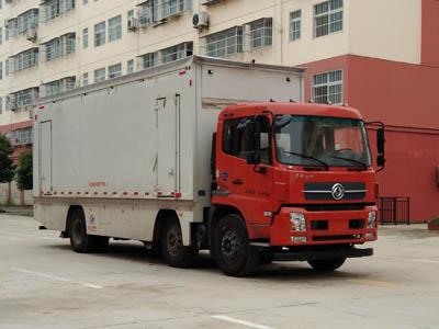 程力威牌CLW5250XJCD5型检测车