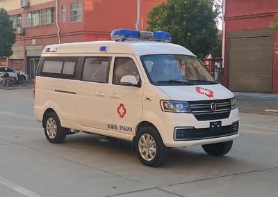 程力威牌CLW5020XJHSY6型救护车