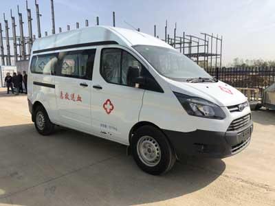 程力重工牌CLH5040XXJJ6型血浆运输车
